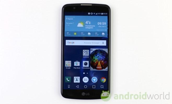 LG K10 4G - 4