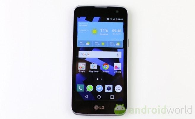 LG K4 4G - 2