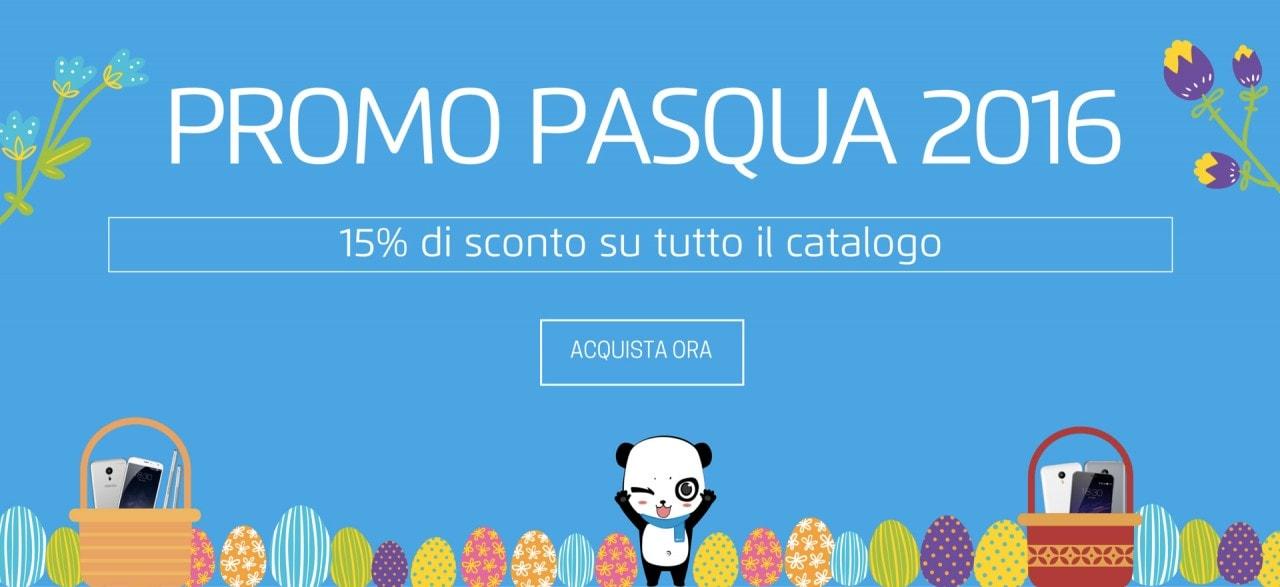 Meizu sconti Pasqua