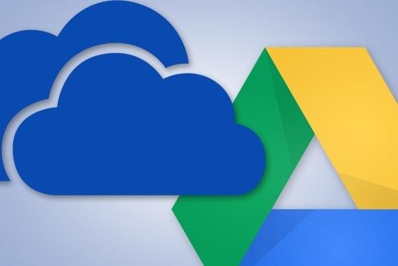 Microsoft OneDrive - Google Drive