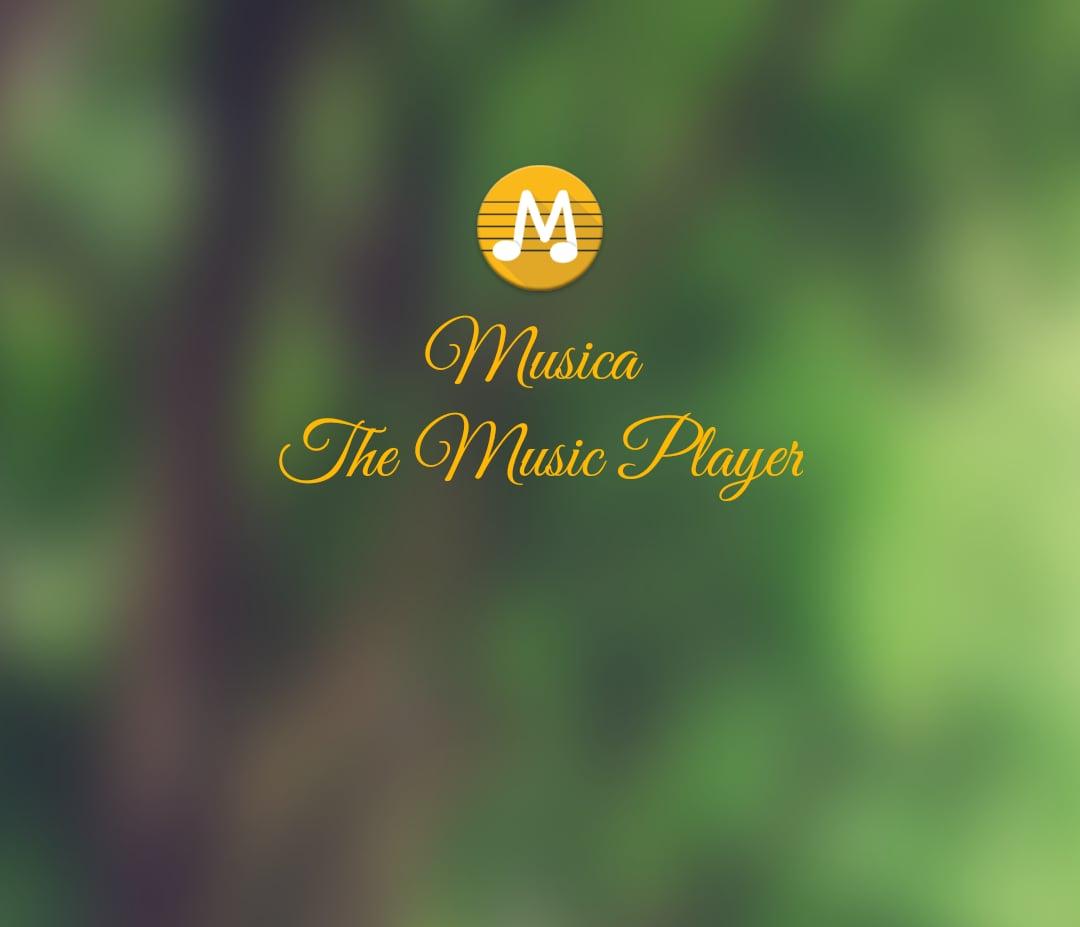 Un lettore musicale semplice ed efficace per il vostro smartphone: Musica (foto)
