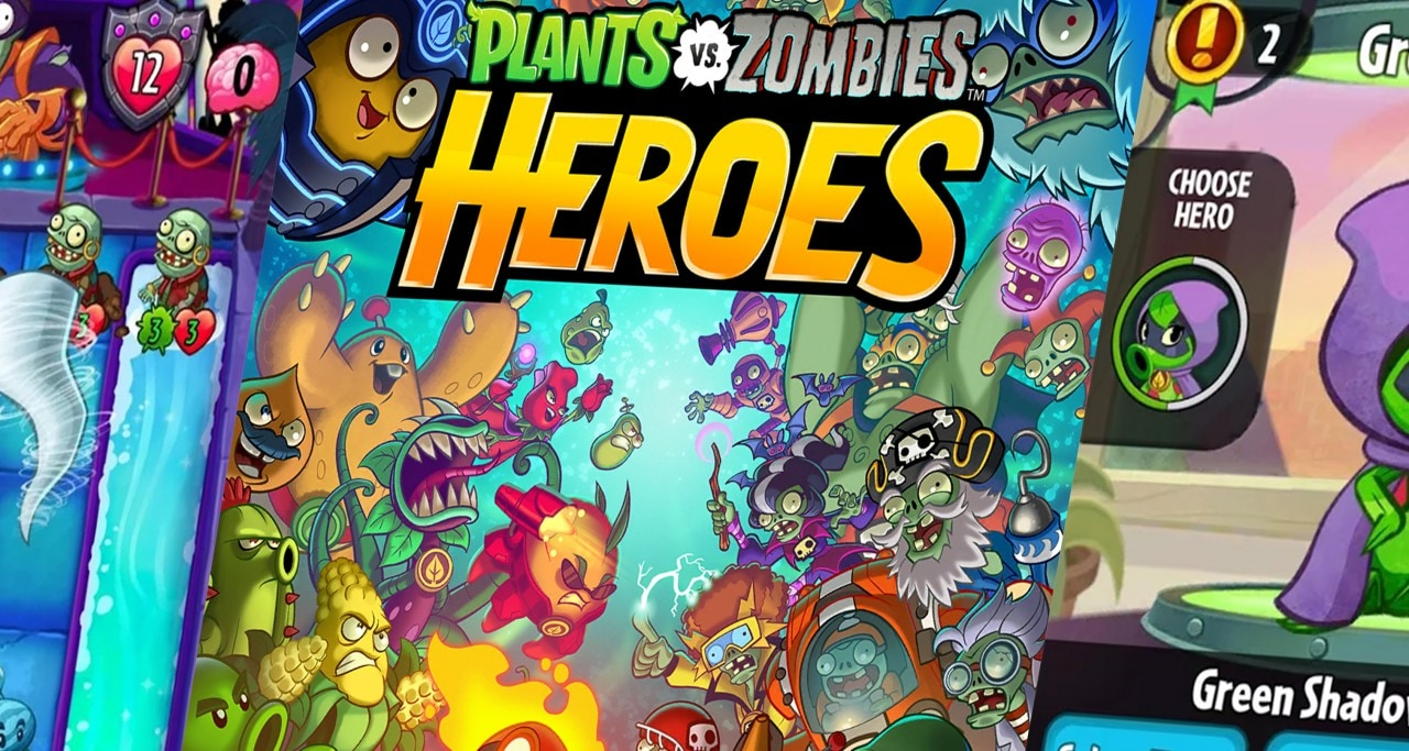 Plants Vs Zombies Heroes Download Apk Androidworld