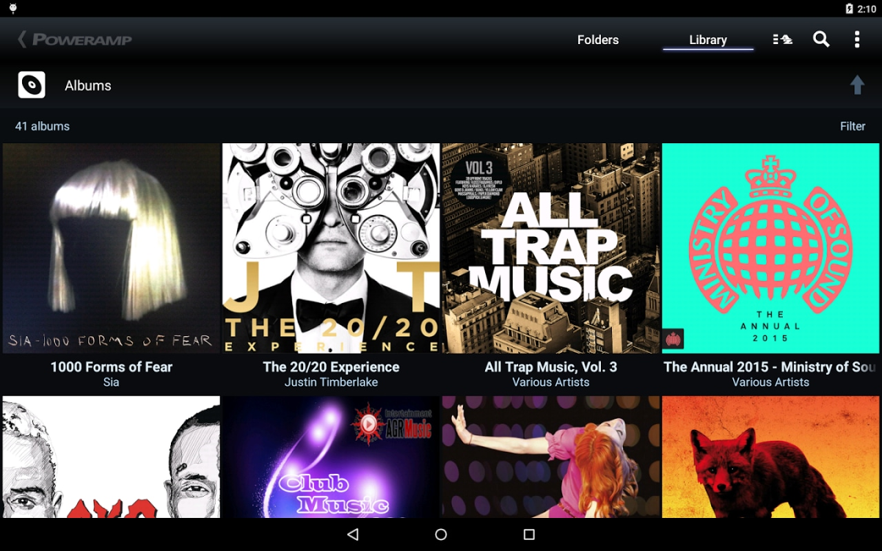 Uno dei migliori player audio per Android può essere vostro a soli 50 centesimi