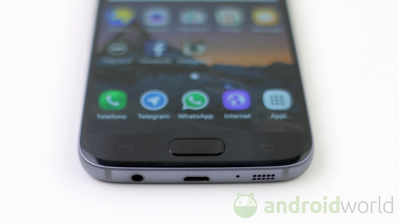Samsung potrebbe optare per un lettore di impronte digitali in stile Apple