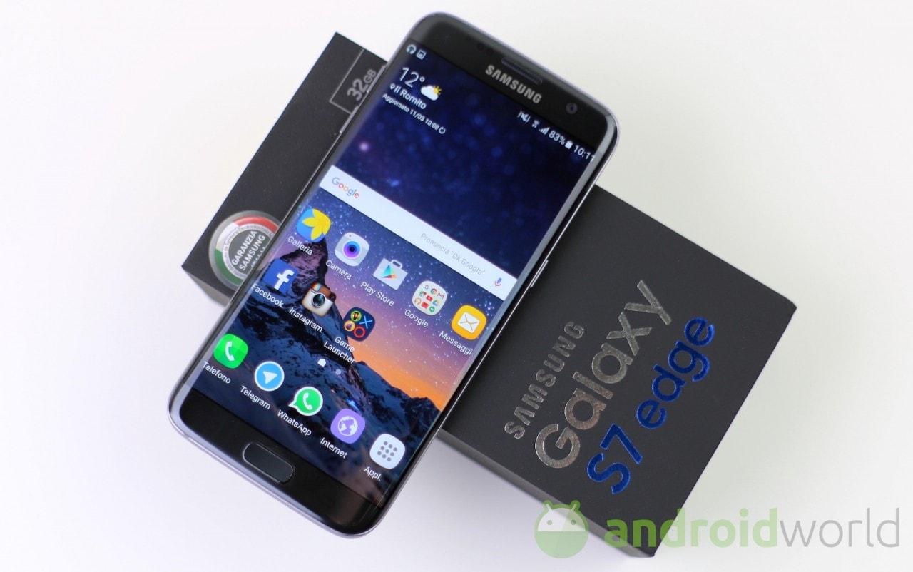 Android Oreo per Galaxy S7 Edge trapela in Vietnam, ma