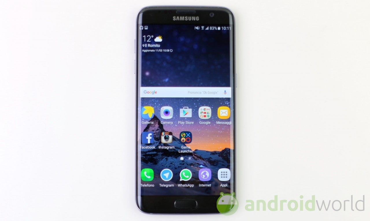 Samsung Galaxy S7 edge - 2