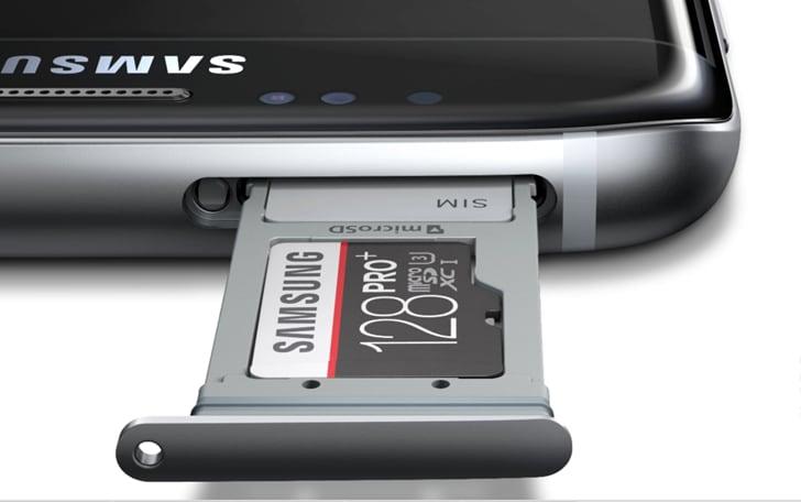 Samsung Galaxy S7 microSD