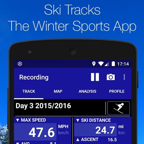 "Ski Tracks, l'app indispensabile per sciatori ""smart"" (foto)"