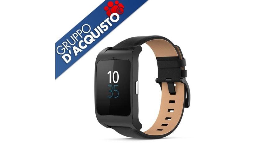Sony smartwatch 3 gruppo acquisto cooponline