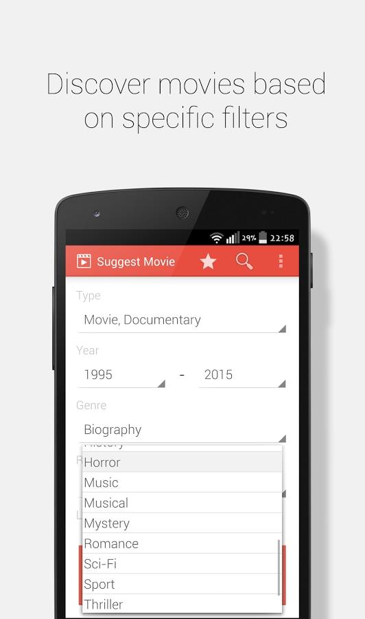 Suggest Movie – 1