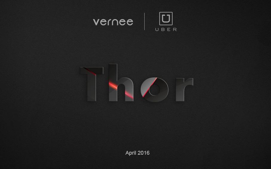 Vernee Thor - 1
