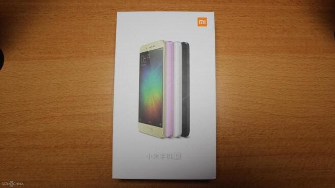 Xiaomi Mi 5 - 1
