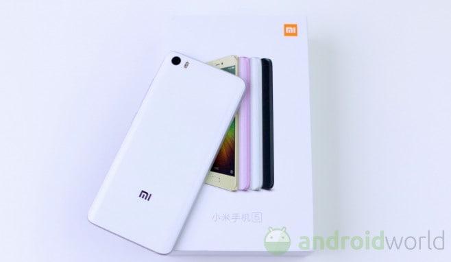 Xiaomi Mi5 - 1