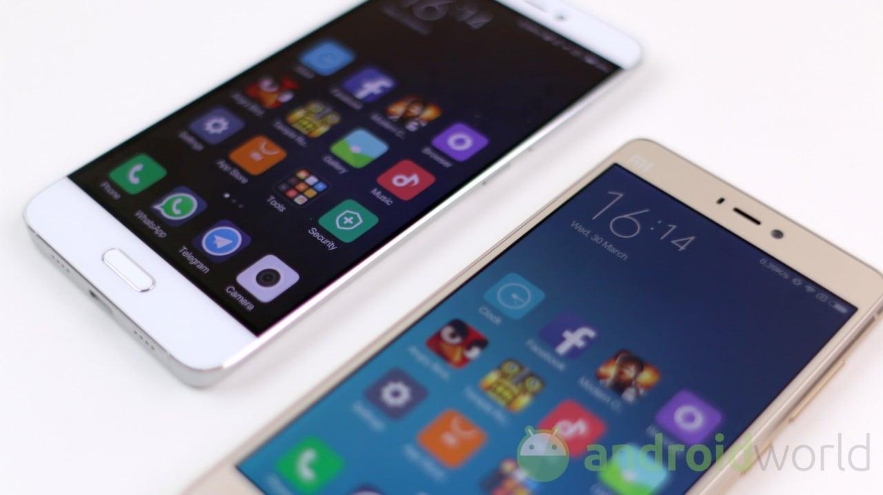 Xiaomi Mi5 vs Mi 4s - 5