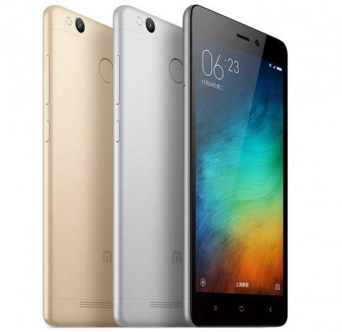 Xiaomi Redmi 3 Pro - 2