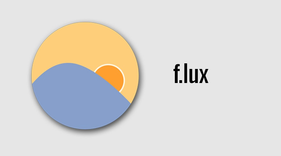 f.lux head