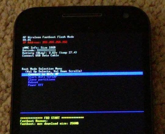 Un domani sarà possibile sbloccare il bootloader ed eseguire il flash del firmware via Wi-Fi?