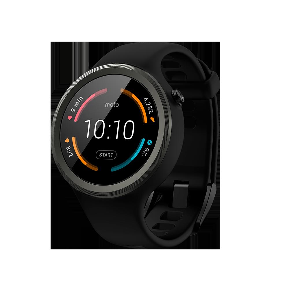 Android Wear 2.0 arriva anche per Moto 360 Sport, finalmente! (foto)
