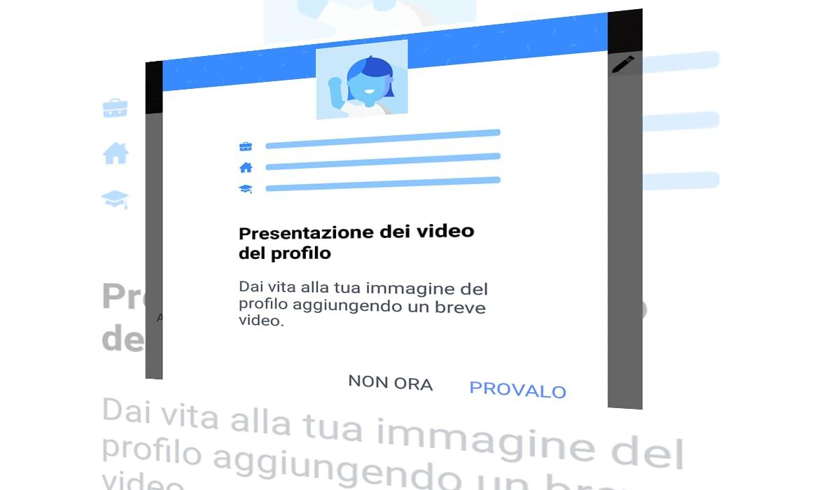 profili animati facebook