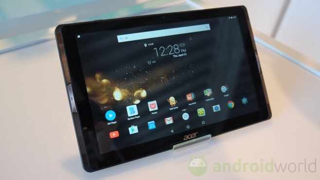 Acer Iconia Tab 10 2016 - 1