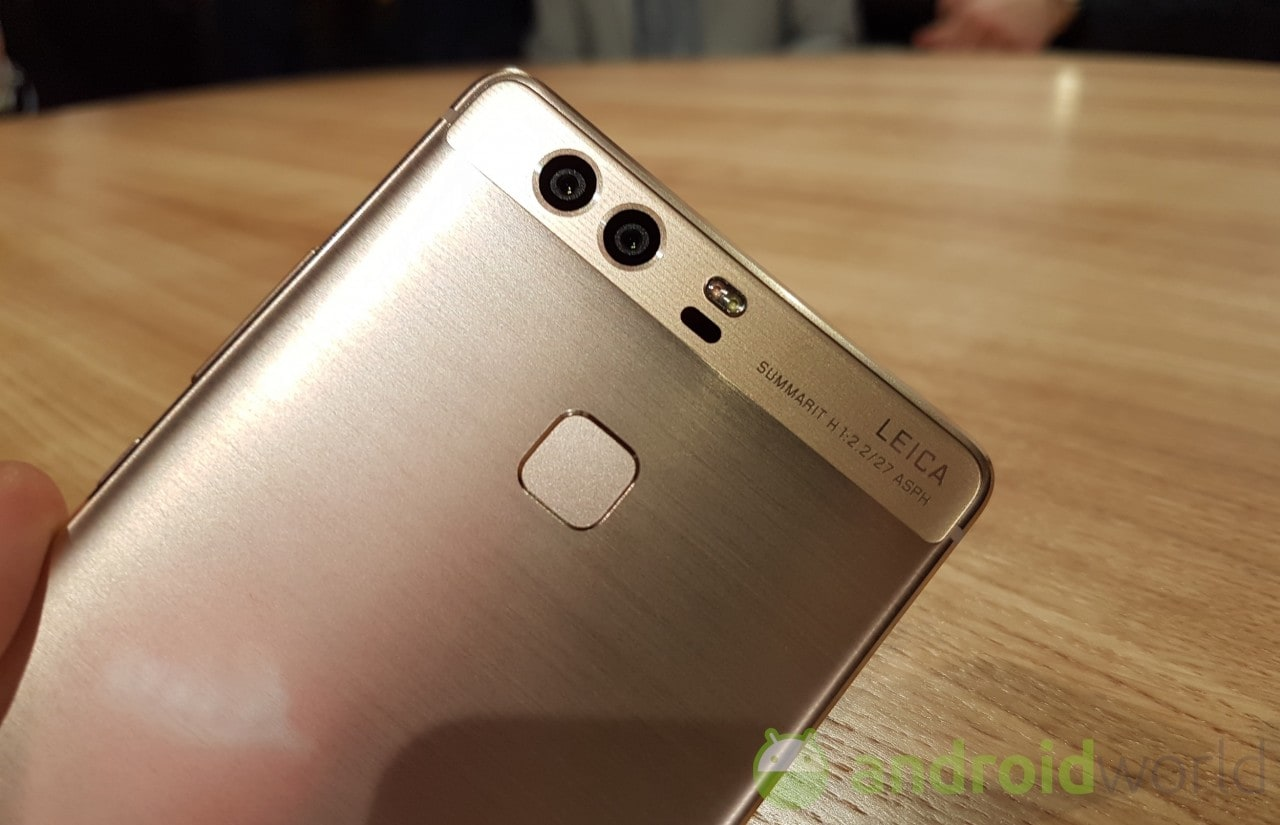 Fotocamere di Huawei P9