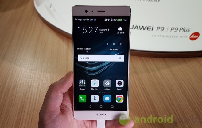 Anteprima Huawei P9 Plus 01