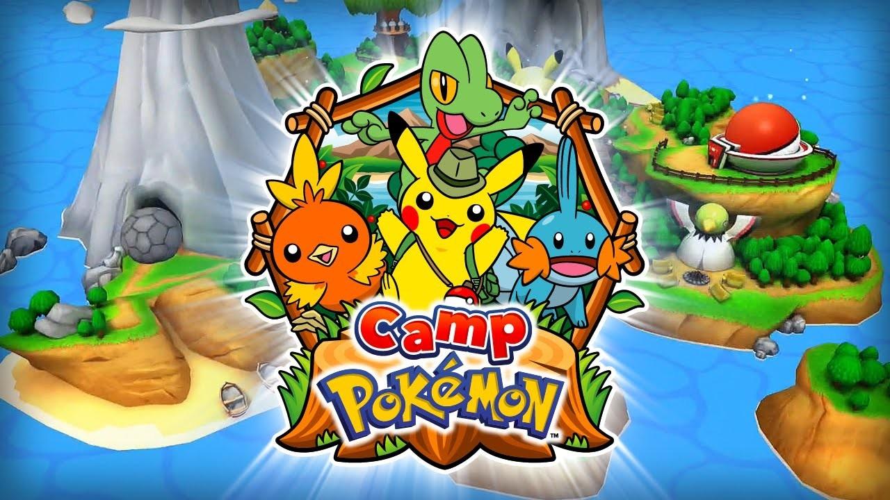 Camping Pokémon disponibile gratuitamente per Android (foto e video)