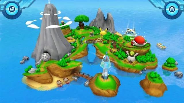 Camping Pokémon - 5