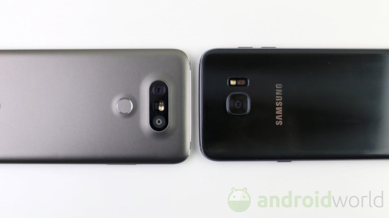 LG G5 - Samsung Galaxy S7