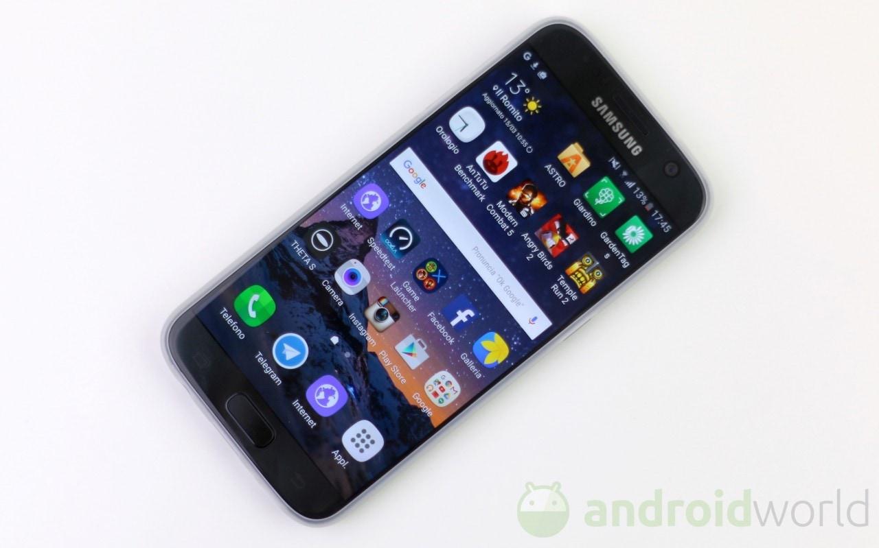 Wind mette in palio due Galaxy S7 al giorno tra coloro che effettueranno una ricarica online