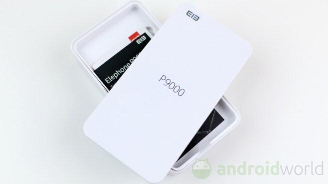 Elephone P9000 - 1