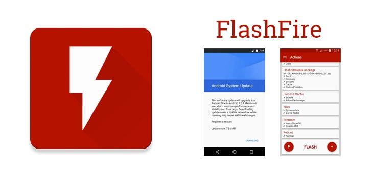 Con FlashFire 0.33 arriva il backup/ripristino via ADB anche via Wi-Fi