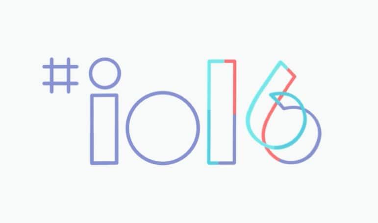 Ecco il calendario del Google I/O 2016