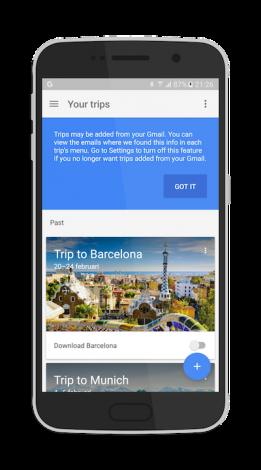 Google Trips - 8