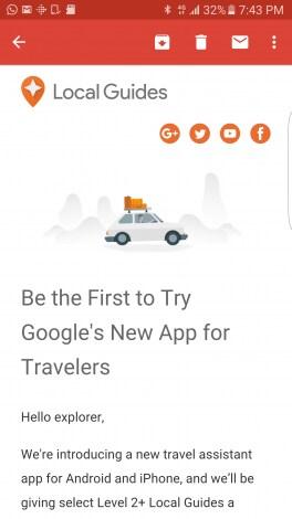 Google viaggi guide locali - 1