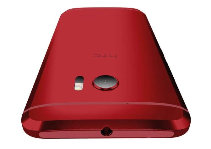 HTC 10 rosso - 6