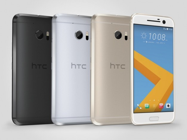 HTC 10_GroupShot_Gold Front