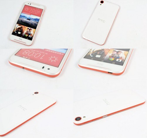 HTC Desire 830 - 5