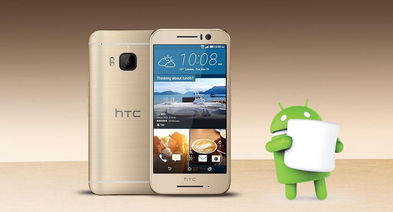HTC One S9 – 2