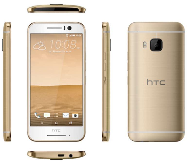 HTC One S9 - 8