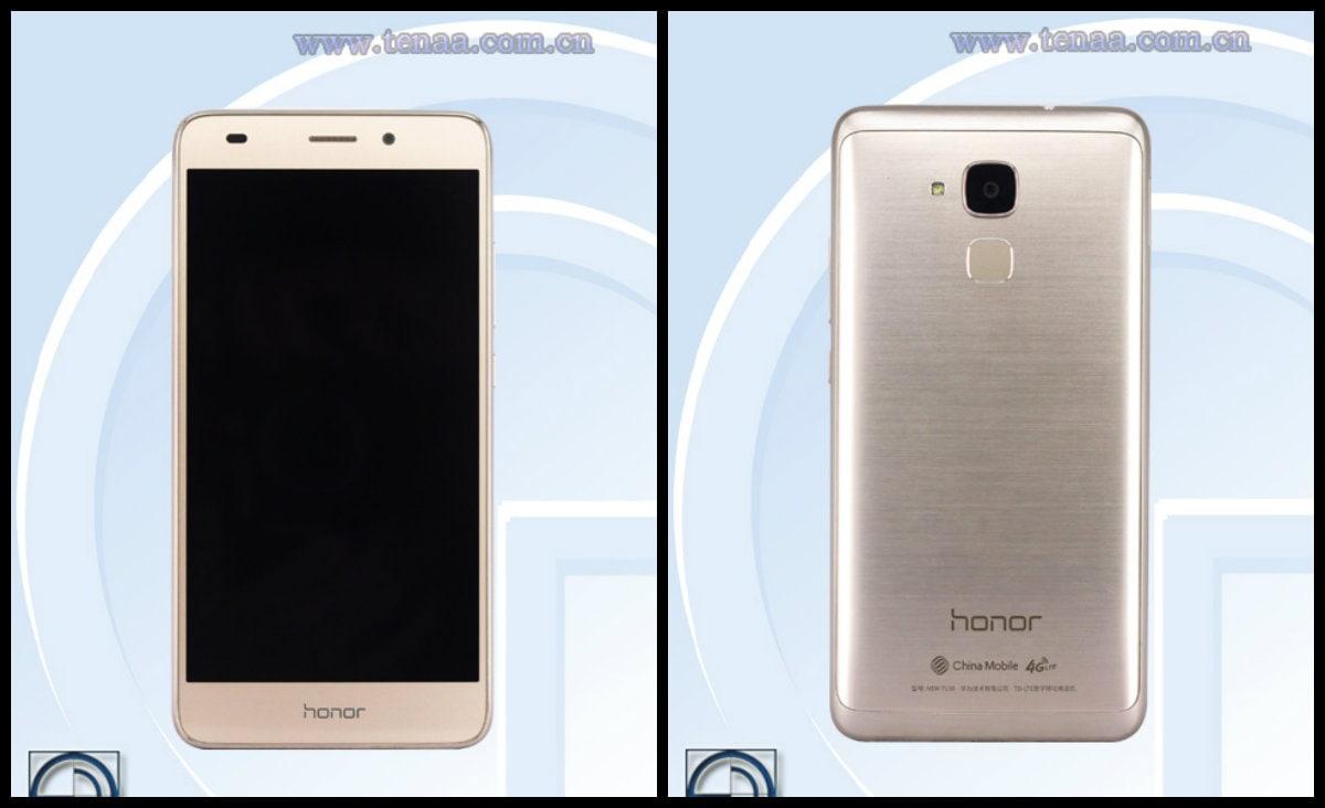 Honor 5C TENAA - 1