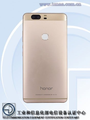 Honor V8 TENAA - 1