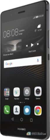 Huawei P9 Lite render - 1