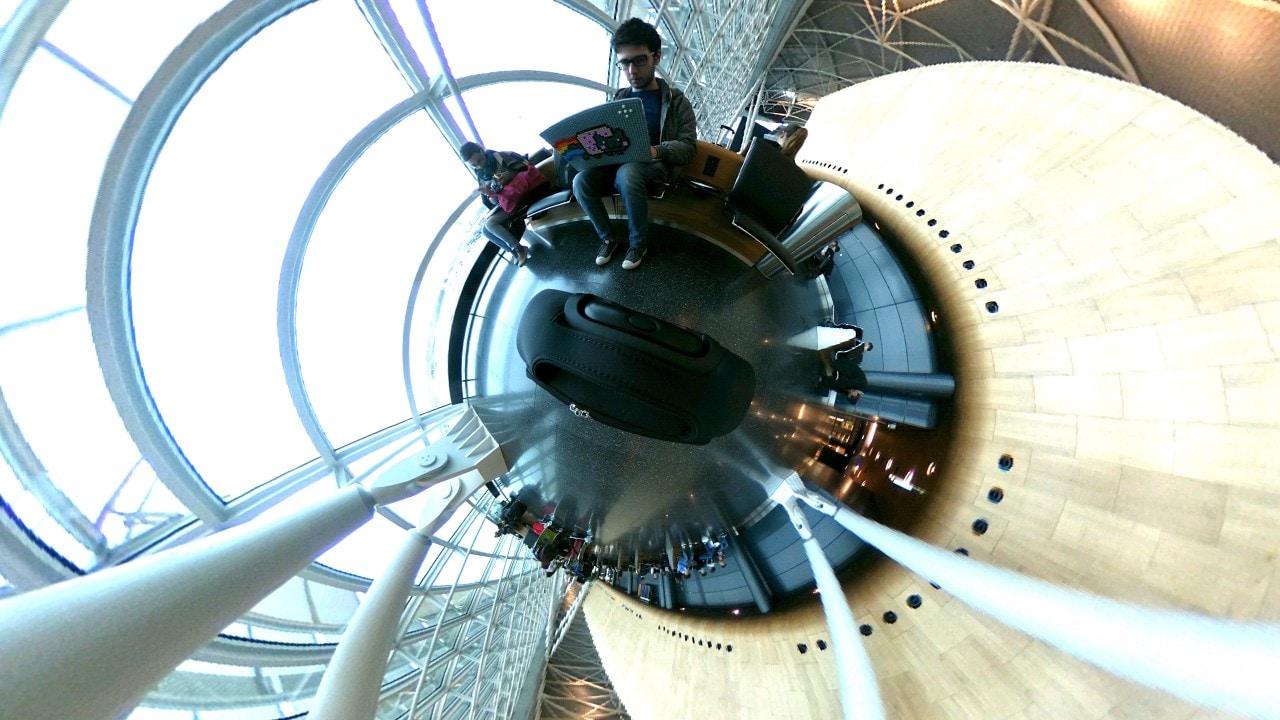 Il nostro viaggio a 360° per Huawei P9 (video)