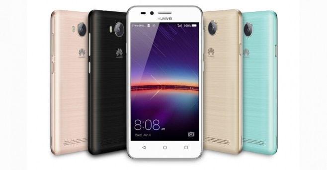 Huawei Y3 II immagini - 1
