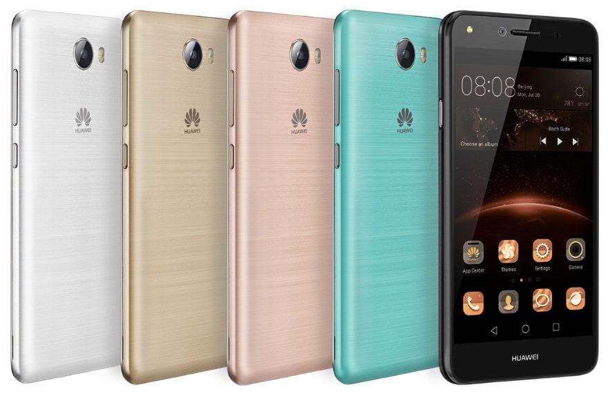 Huawei Y5 II ed Y3 II sono due nuovi fascia bassa, che al giusto prezzo potrebbero convincere (foto)