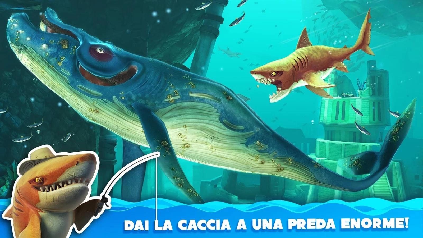 Hungry Shark World – 1
