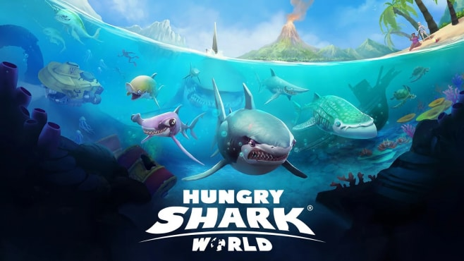 Hungry Shark World - 4