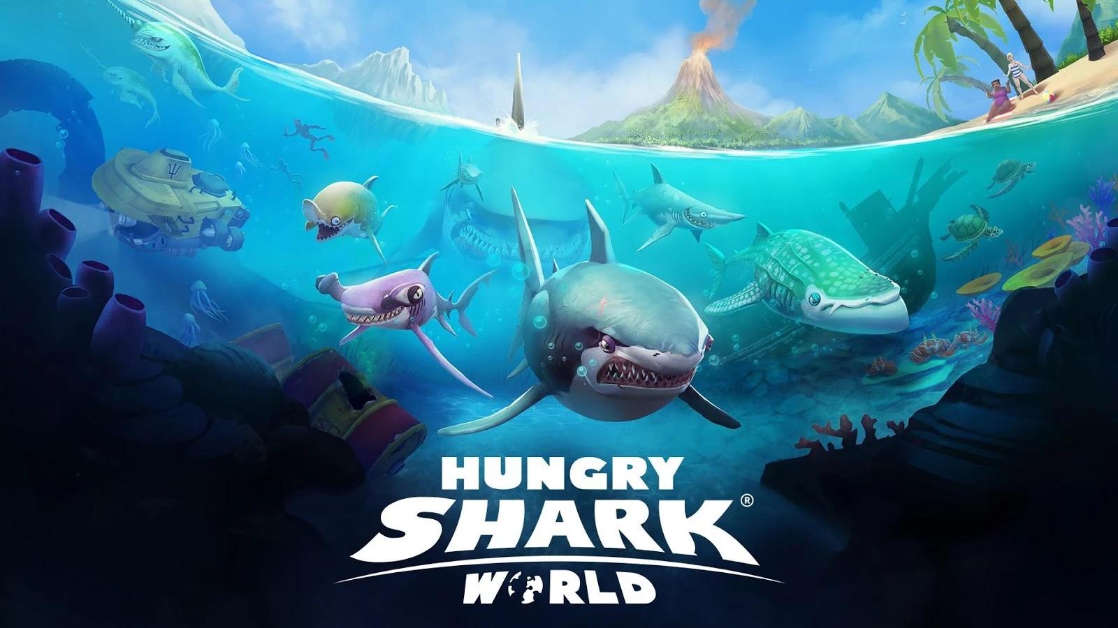 Hungry Shark World – 4