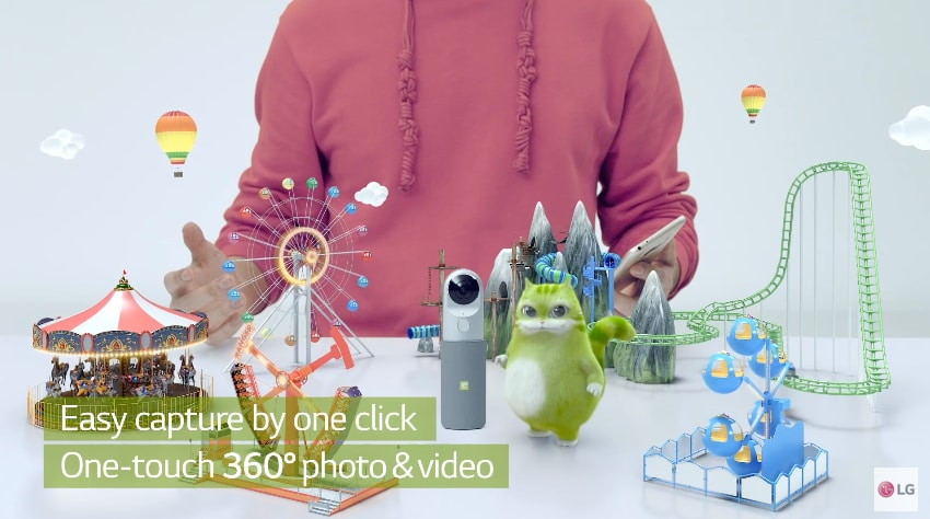LG G5 360 cam